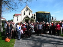 Hawkes Bay Branch Mystery Coach Tour