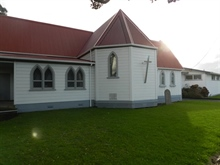 Taranaki Branch May outing to Te Henui Church