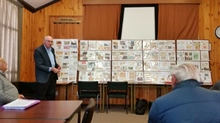 Philatelist at Taranaki Branch June meeting